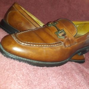 Men's Allen Edmonds buckle loafers
